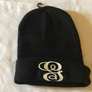 NWT No Brand in Label Black Knit Hat